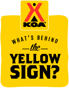 Whats Behind the Yellow Sign