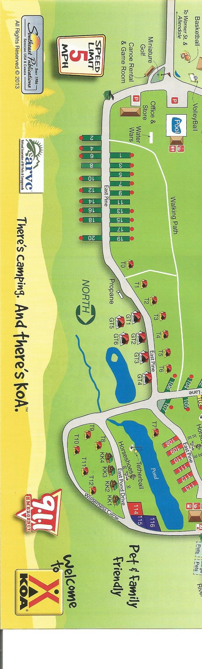 Grand Haven Campground >> Allendale, Michigan Campground | Allendale / West Grand Rapids KOA