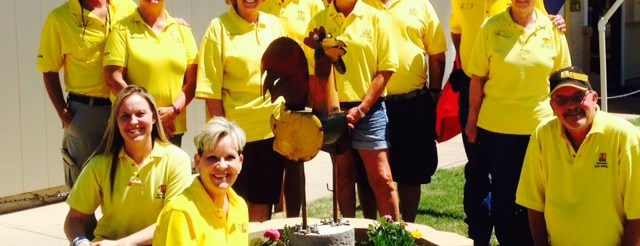 Amarillo KOA Award Winning Staff