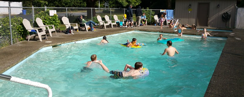 Langlois oregon campground bandon port orford koa - Campgrounds in ohio with swimming pools ...