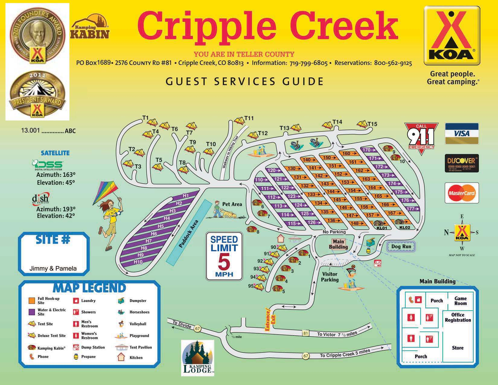 Activities Attractions And Events For The Cripple Creek
