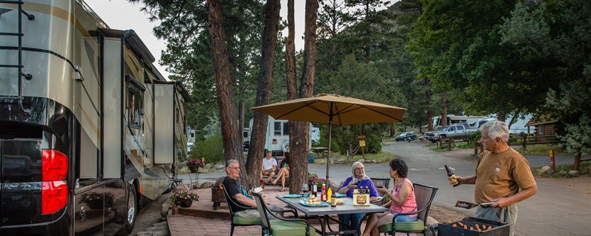 Flagstaff Arizona Campground Flagstaff Koa