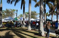 Local Farmers Market Held Every Saturday