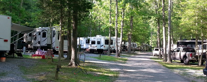Fredericksburg Virginia Campground Fredericksburg