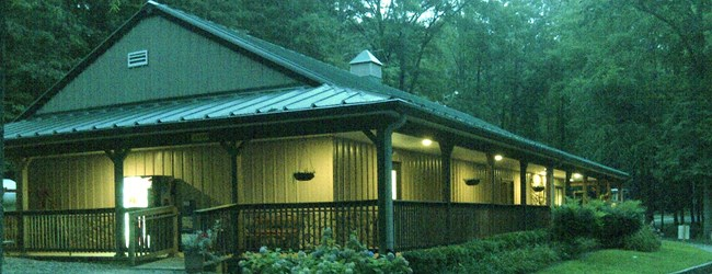Campground Store, Registration and Restrooms