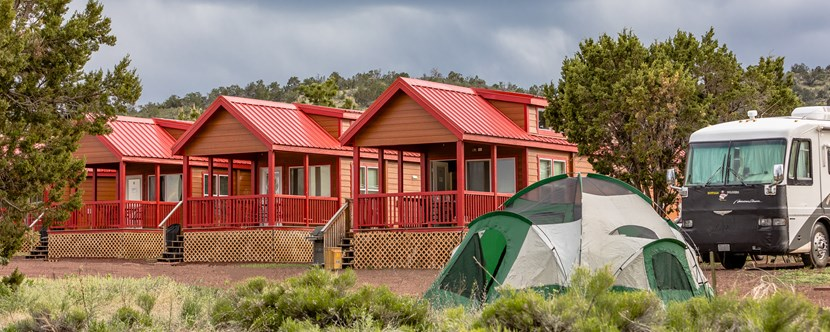 Williams Arizona Campground Grand Canyon Williams Koa