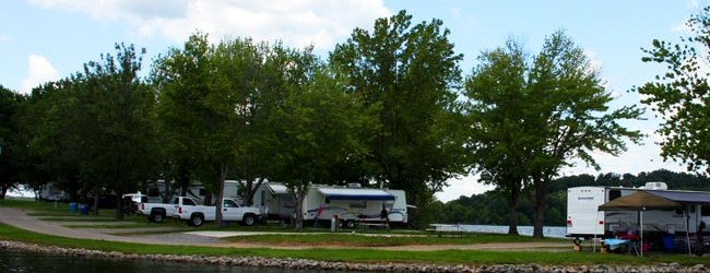 Kentucky Lakes Prizer Point Koa Camping In Kentucky