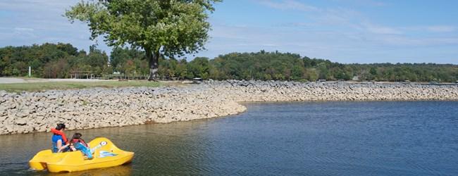 Kentucky Lakes Prizer Point Koa Camping In Kentucky