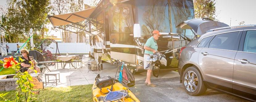 Kissimmee Florida Campground Orlando Kissimmee Koa