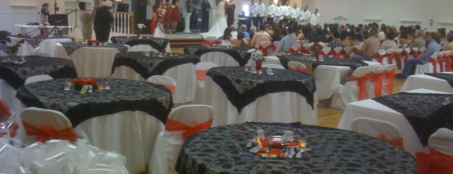 Flexible Catering and Linen Service