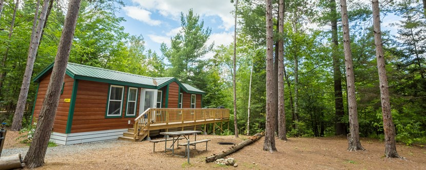Wilmington New York Campground Lake Placid Whiteface