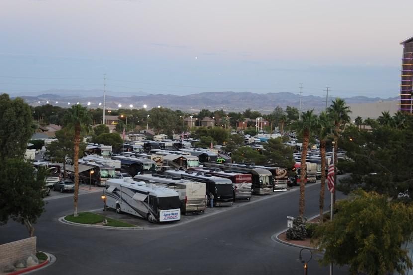 Las Vegas Koa At Sam S Town Group Camping Koa Campgrounds