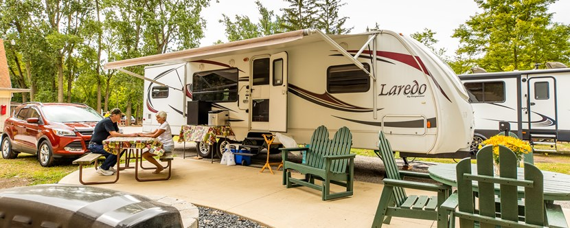 Oak Grove Resort Campground