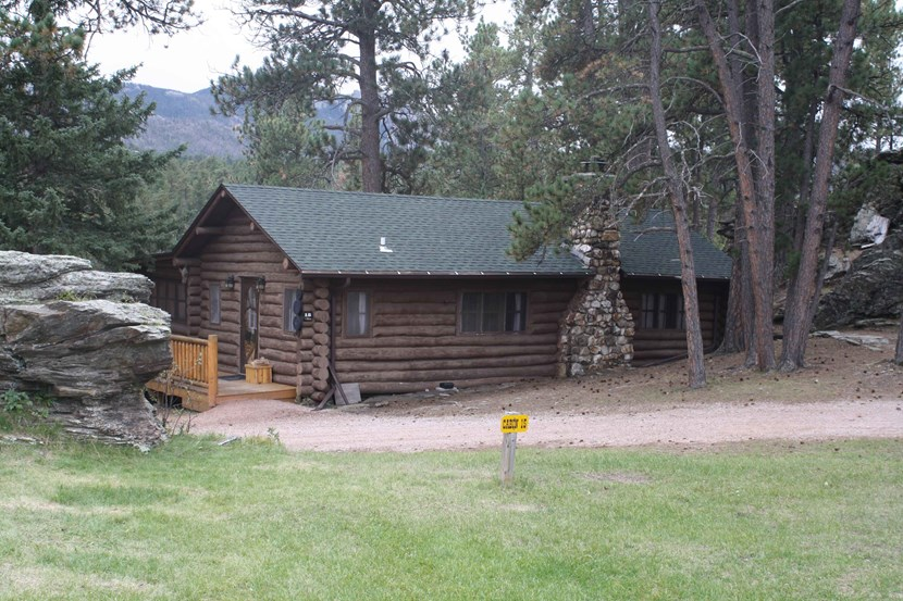 Group Camping Cabins 60