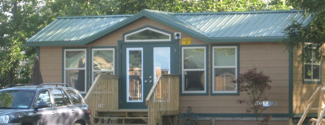 New Family Lodges - Sleeping for up to 6 People