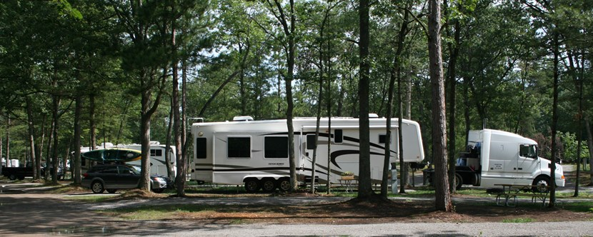 Southwest - Michigan Campgrounds RV Parks and tent campsites