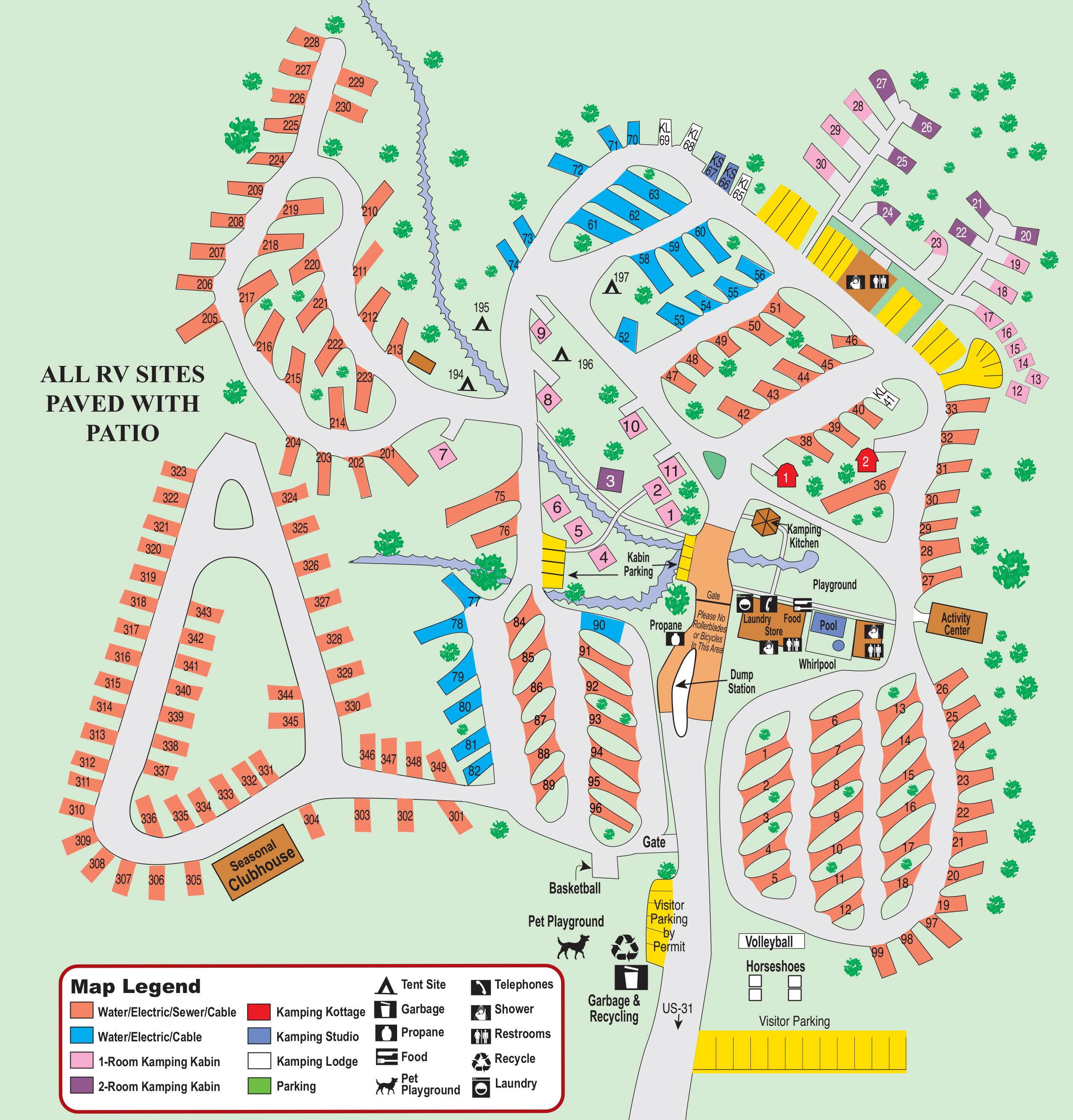 koa cgrounds california map 28 images koa cgrounds california