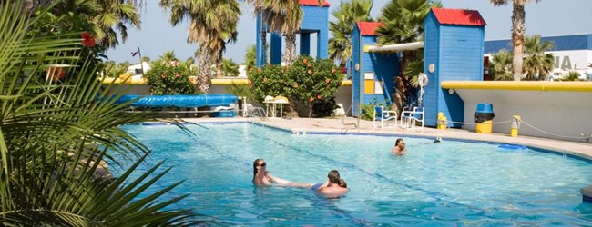 Large 25 meter pool open year round