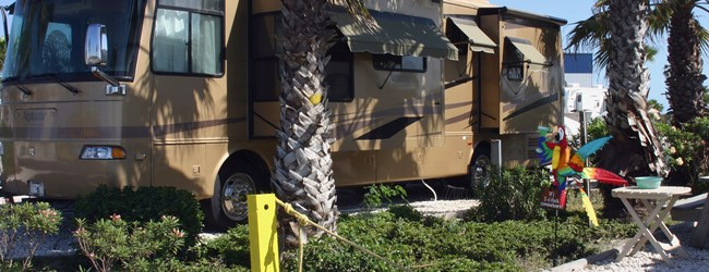 RV sites perfect for extended stays
