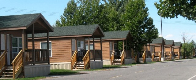 Check Out Our Lodges for Extended Stays