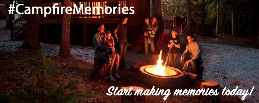 Create New Campfire Memories!
