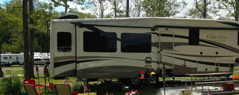 Extended Stay RV Sites