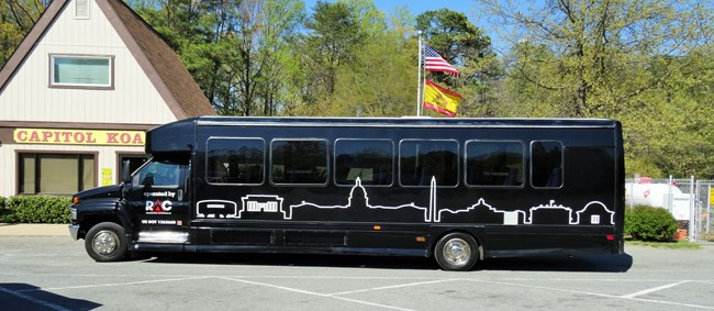 Washington D.C. Shuttle Service