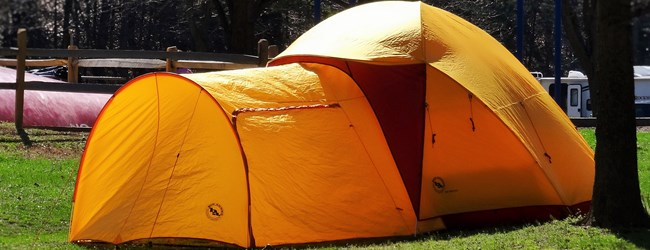 Do you prefer tent camping?