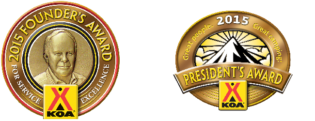 Founders and Presidents Award