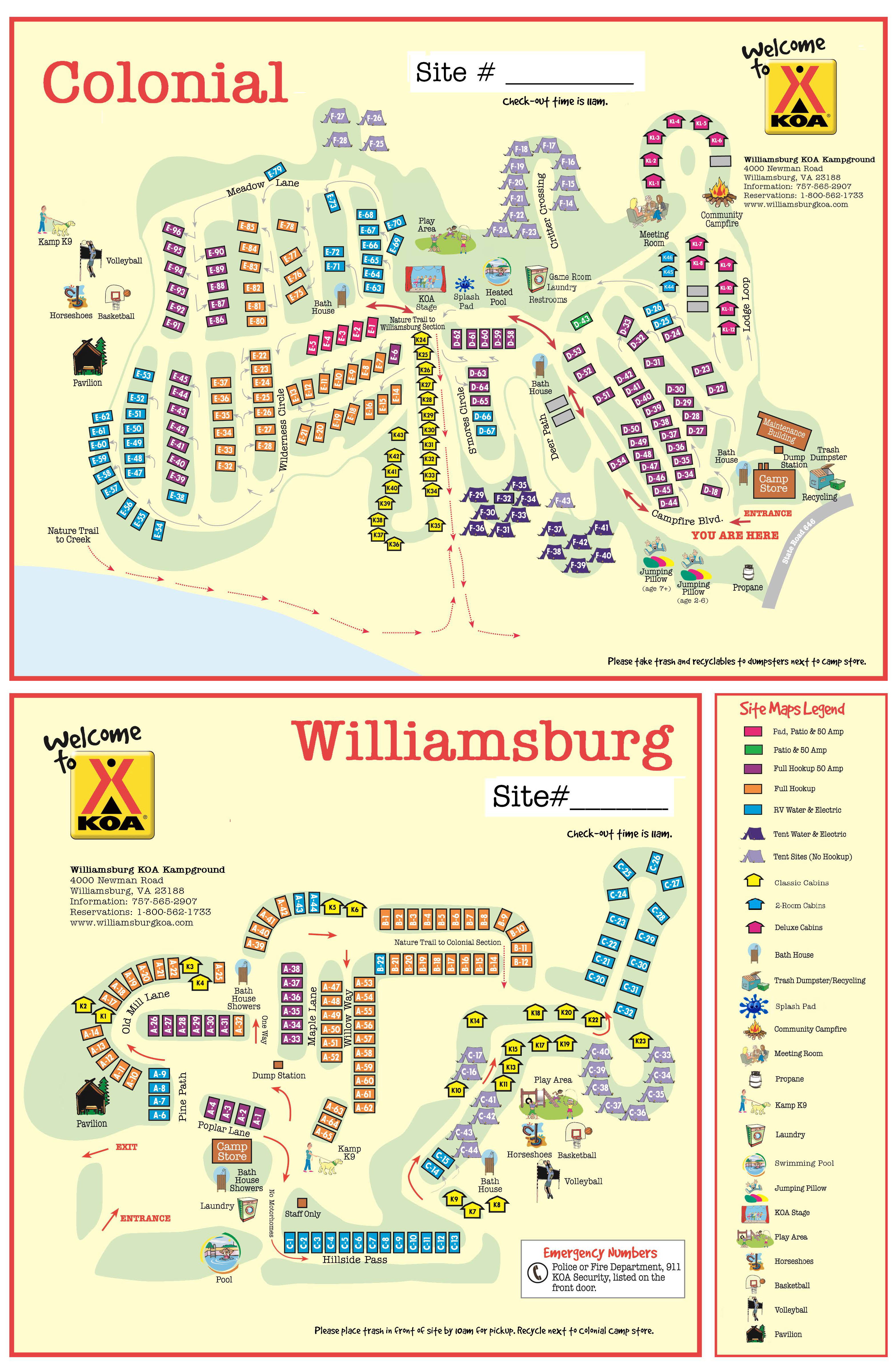 Activities Attractions And Events For The Williamsburg