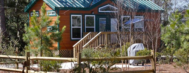 Long-Term Cabin Rentals