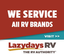 Lazydays Services All RV Brands