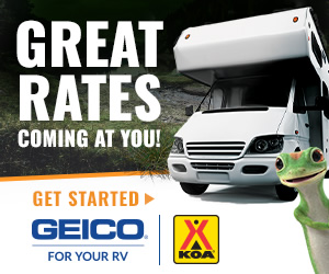 Get GEICO Insurance for your RV