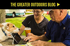 The Greater Ourdoors Blog