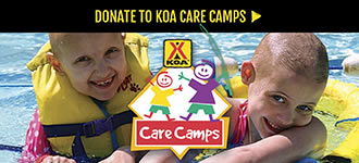 Donate to KOA Care Camps