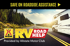 KOA RV Roadhelp