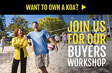 KOA Buyers Workshop