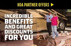 KOA Partner Offers