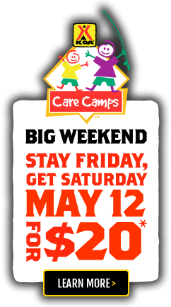 Care Camps Big Weekend