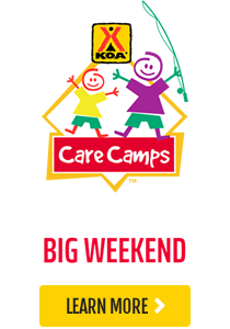 Care Camps Virtual Big Weekend