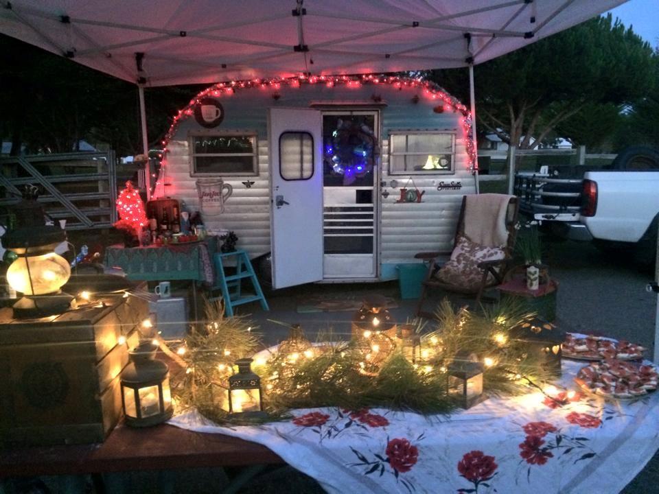2015 Holiday Campsite Decoration Contest Winner Koa