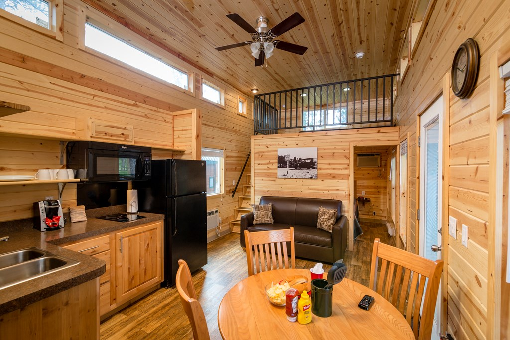 Extend Fall Camping With Cozy Deluxe Cabins Koa Camping Blog