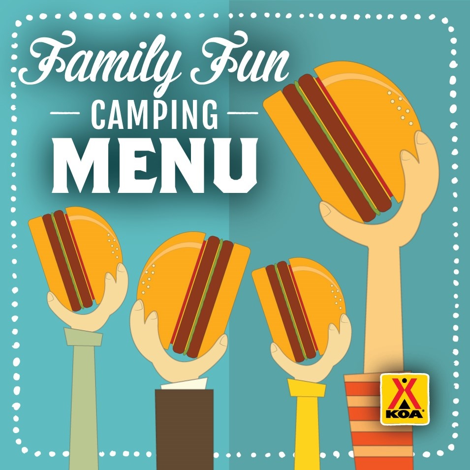 20 Make Ahead Camping Recipes For Easy Meal Planning: Family Fun Weekend Camping Menu