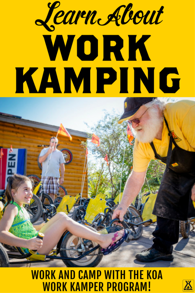 Top Reasons To Work Kamp Koa Camping Blog