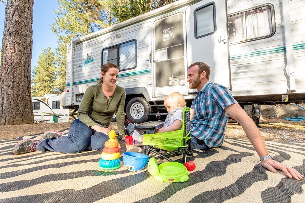 3 Camping Traditions Your Family Should Adopt | KOA ...