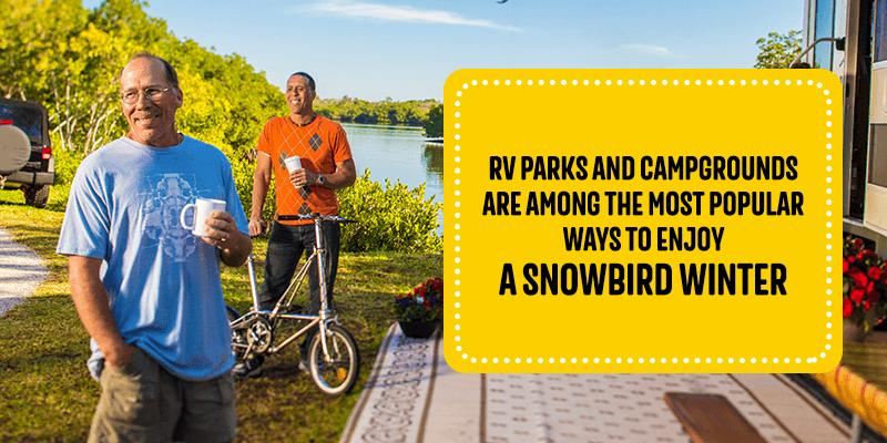 Snowbird RV Travel Guide   Winter Camping RV Parks in FL ...