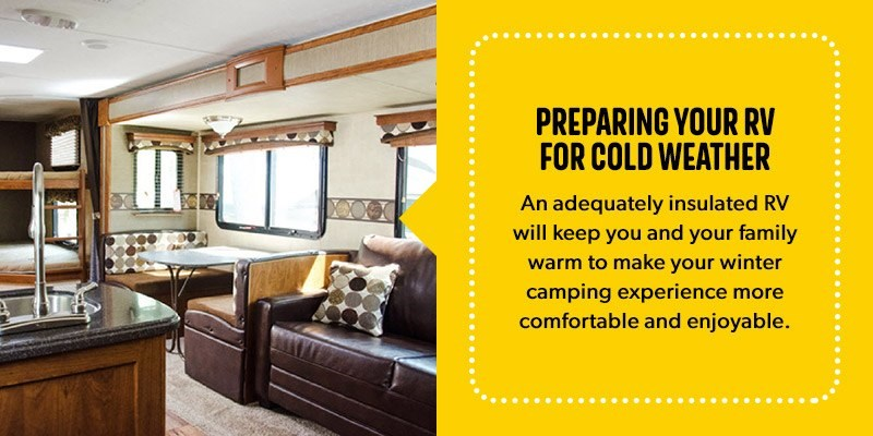 Winter RV Camping Guide | Tips for Cold Weather RVing | KOA