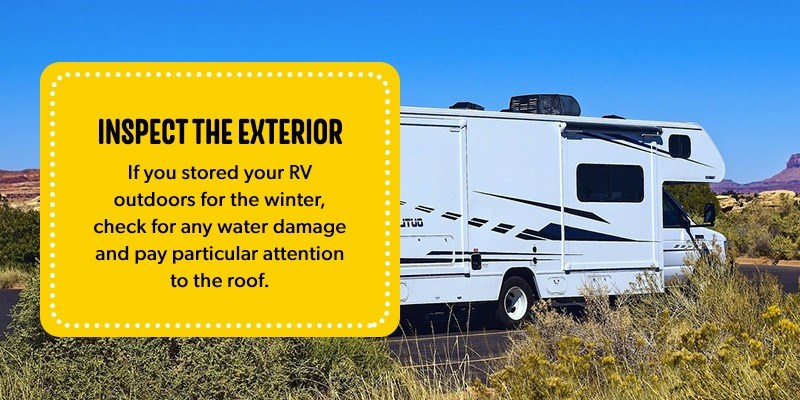 How to Dewinterize Your RV | A Complete Guide to RV Spring