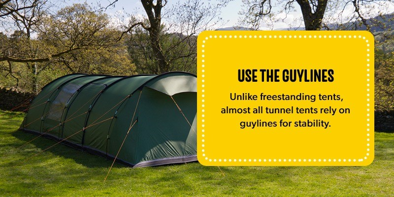 How to Set Up Any Tent Fast | How to Pitch Different Types of Tents