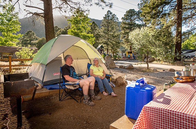 10 Tips for Tent C&ing & 10 Tips For Tent Camping | KOA Camping Blog
